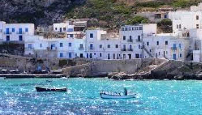 Levanzo in relax
